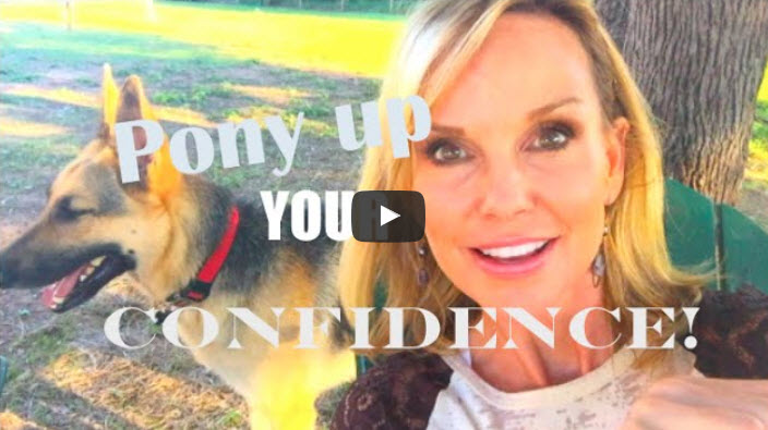 Confidence - Pony Up!