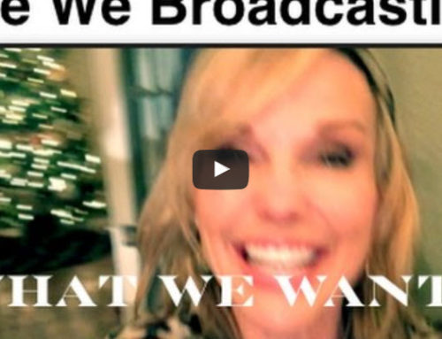 Are We Broadcasting What We Want?