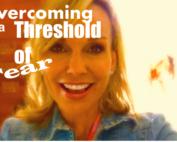 Crossing a Fear Threshold
