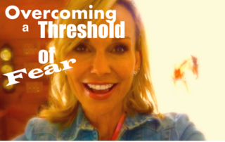 Crossing a Fear Threshold